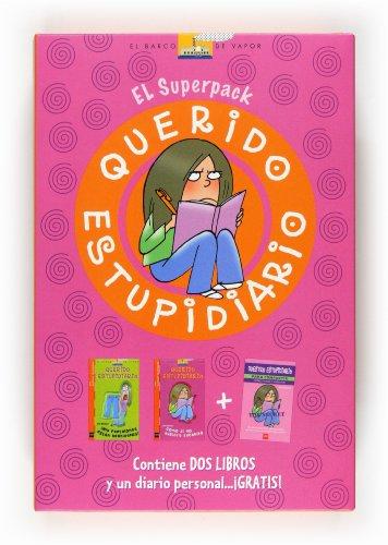 9788467535488: El Superpack de Querido Estupidiario
