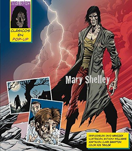 9788467535631: Frankenstein: Clásicos en pop-up (Clásicos fabulosos)