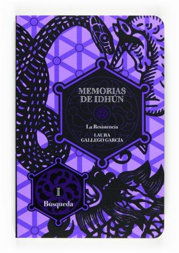 9788467535938: Memorias de Idhún. La Resistencia. Libro I: Búsqueda (Memorias de Idhun)