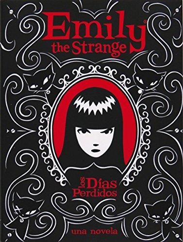 9788467536126: Emily the Strange: Los días perdidos