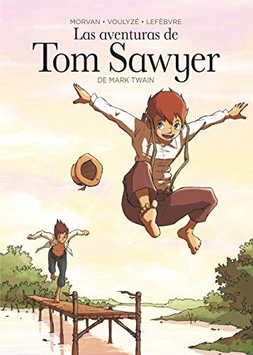 9788467536218: Las aventuras de Tom Sawyer (Clasicos en cómic)