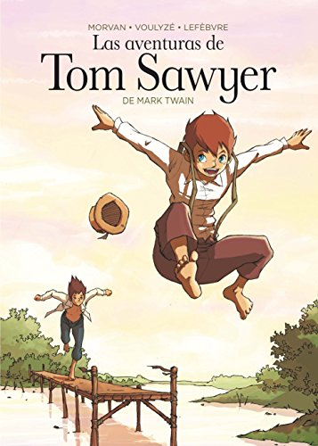 9788467536218: Las aventuras de Tom Sawyer (Clasicos en cómic)