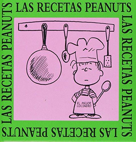 9788467536614: Las recetas Peanuts (Snoopy y Carlitos)