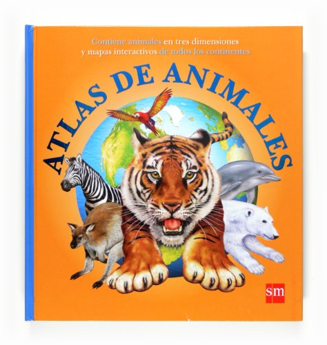 9788467537963: Atlas de animales (Para aprender más sobre)