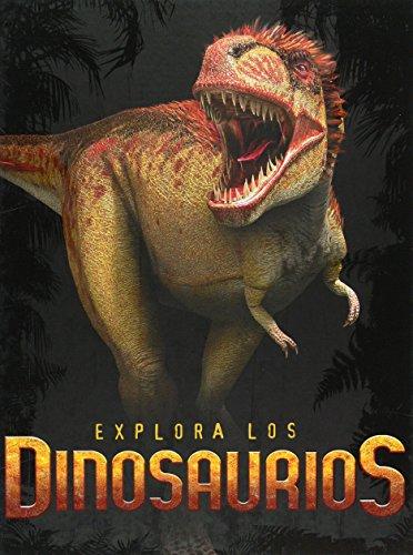9788467537970: Explora los dinosaurios