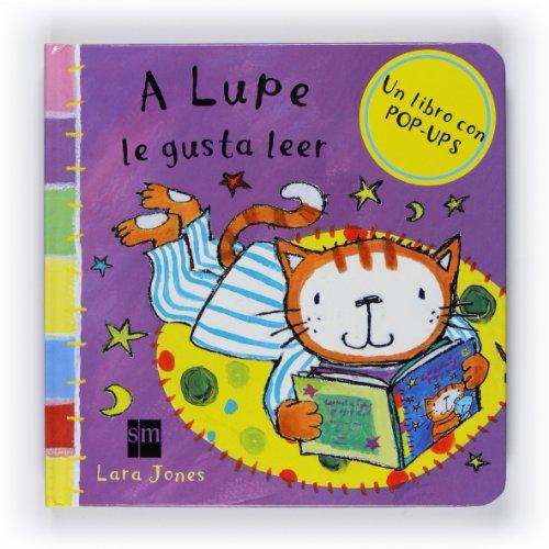 9788467539189: A Lupe le gusta leer (La gata lupe)