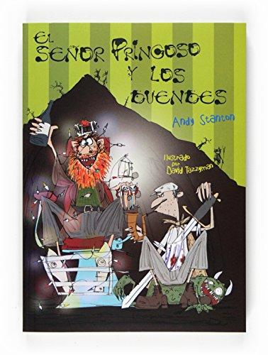 9788467539714: El señor Pringoso y los duendes