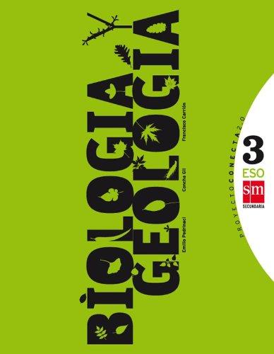 9788467539950: Biología y geología. 3 ESO. Conecta 2.0-9788467539950