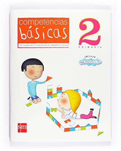9788467540512: Competencias básicas. 2 Primaria - 9788467540512