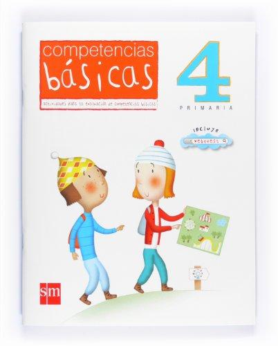 9788467540536: Competencias básicas. 4 Primaria