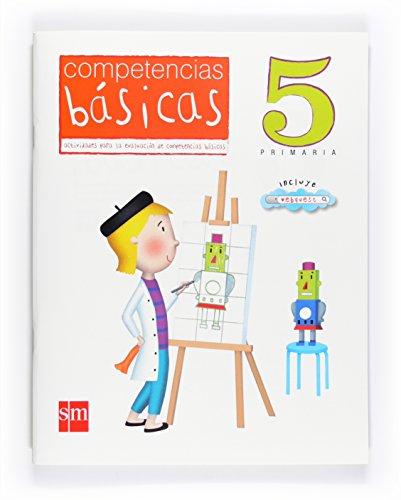 COMPETENCIAS BÁSICAS. 5 PRIMARIA: GUERRA REBOREDO, ALFONSO