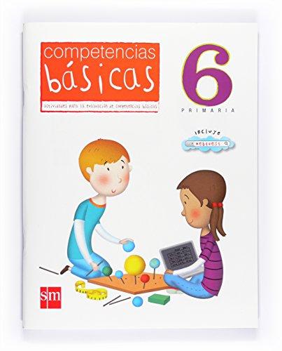 Cuad.competencias basicas 6ºprimaria: Guerra Reboredo, Alfonso/Peña