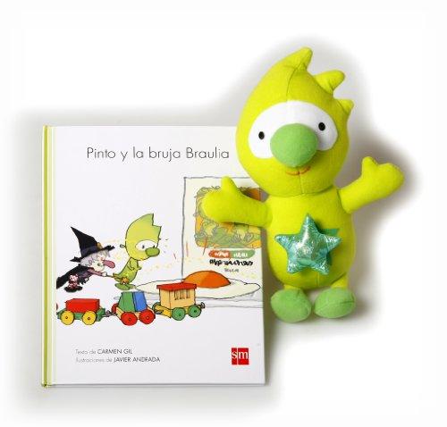 9788467540932: Pinto y la bruja Braulia (Colegitos)