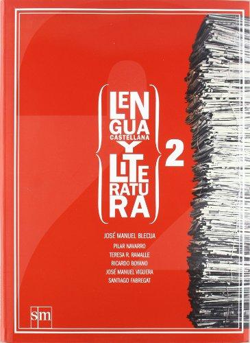 9788467541427: Lengua castellana y literatura. 2 Bachillerato - 9788467541427