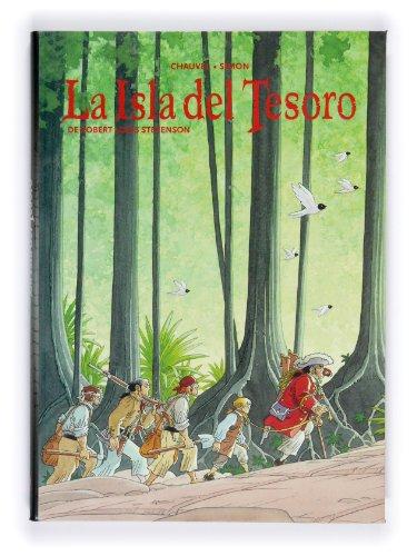 9788467543735: La isla del tesoro (Clasicos en cómic)