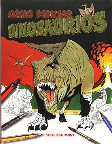 9788467544770: Como Dibujar Dinosaurios