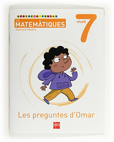 9788467545326: (VAL).(12).APRENC PENSAR MATEMATIQUES 7.(5 ANYS) QUADERN