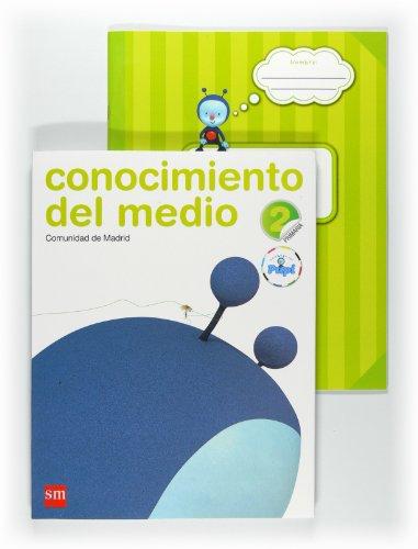 9788467546033: Conocimiento del medio. 2 Primaria. Conecta con Pupi. Comunidad de Madrid - 9788467546033