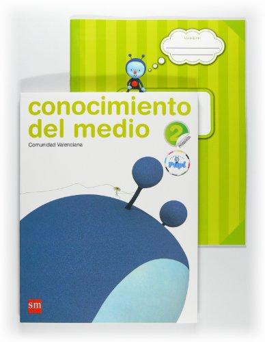 9788467546118: conocimiento-del-medio-c-valenciana-conecta-con-pupi--2-ep