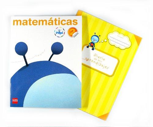 9788467546538: Matemáticas. 2 Primaria. Conecta con Pupi - 9788467546538