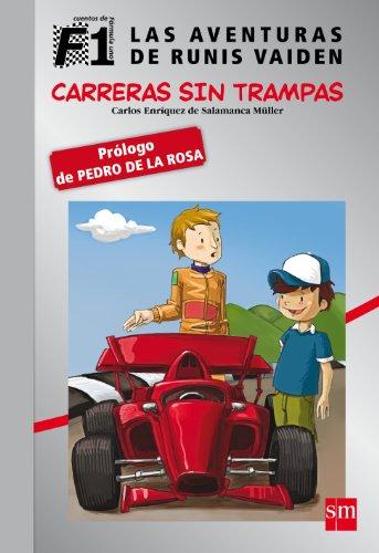 9788467547344: Carreras sin trampas (Fórmula 1)