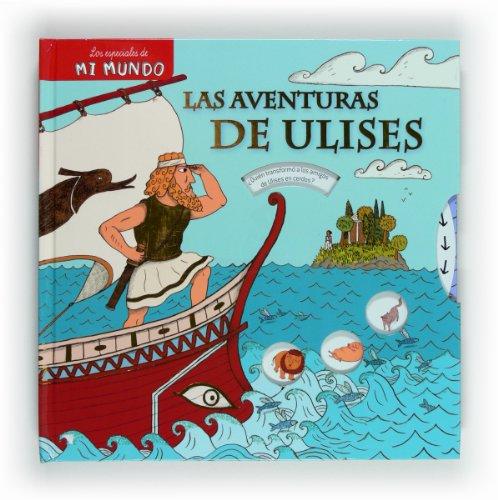 9788467547450: Las aventuras de Ulises