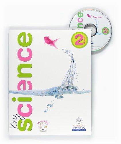 9788467547672: Key science 2 Educación Primaria