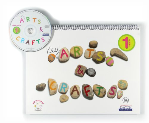 9788467547689: Arts and Crafts. 1 Primary. Key - 9788467547689