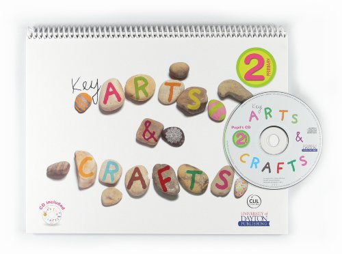 Key, arts and crafts, 2 Educación Primaria: Salado de la