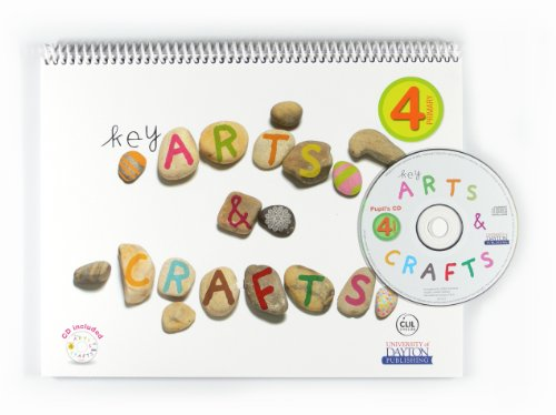 9788467547719: Arts and Crafts. 4 Primary. Key - 9788467547719