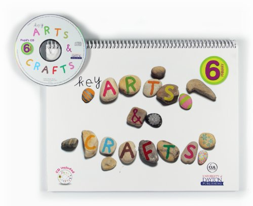 9788467547733: Arts and Crafts. 6 Primary. Key