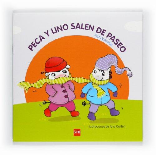 9788467547757: Peca y Lino salen de paseo