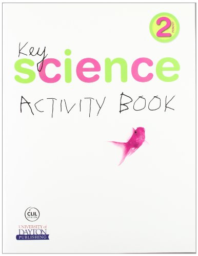 9788467548587: Science. 2 Primary. Key. Activity book - 9788467548587