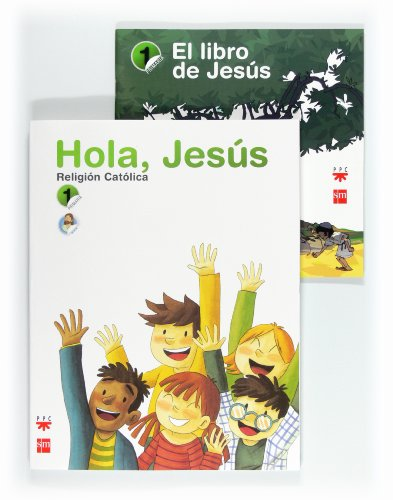 9788467548730: Religión católica. Hola, Jesús. 1 Primaria - 9788467548730