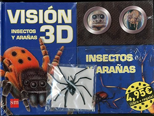 9788467548846: Insectos y arañas + Araña (Reutilizaciones)