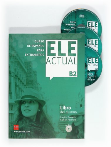 9788467549010: Ele Actual: Libro Del Alumno + Cds B2 (Spanish Edition)