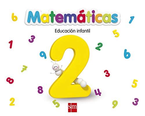 9788467549072: Matemáticas 2. Infantil