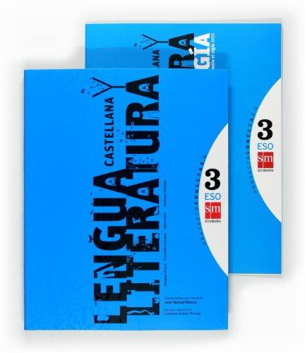 9788467549218: Lengua castellana y literatura. 3 ESO. Conecta 2.0. - 9788467549218