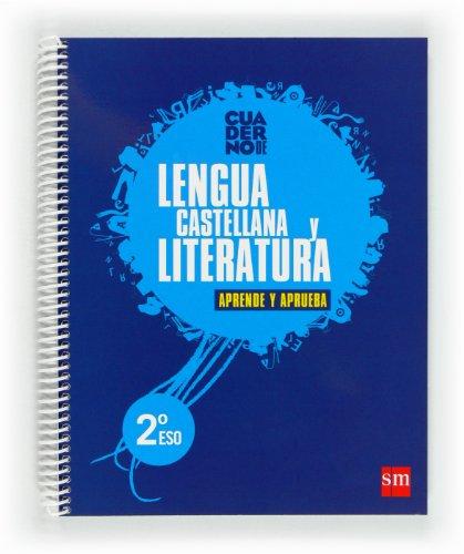 Cuaderno de Lengua Castellana y Literatura 2º ESO Aprende y Aprueba