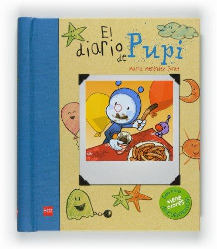 El diario de Pupi (Paperback): María Menéndez-Ponte Cruzat