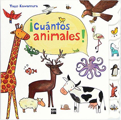 9788467551709: ¡Cuántos animales!