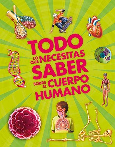 Todo lo que necesitas saber sobre el cuerpo humano: Patricia Macnair