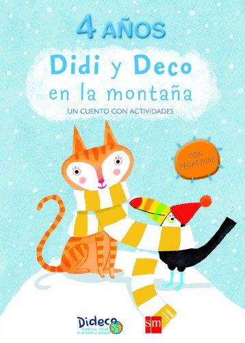 9788467552027: Didi y Deco en la montaña: un cuento con actividades. 4 años