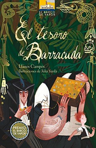 9788467552997: El tesoro de Barracuda (El Barco de Vapor Naranja)