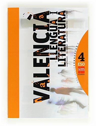 9788467553345: Valencià. Llengua i literatura. 4 ESO. Connecta 2.0 - 9788467553345