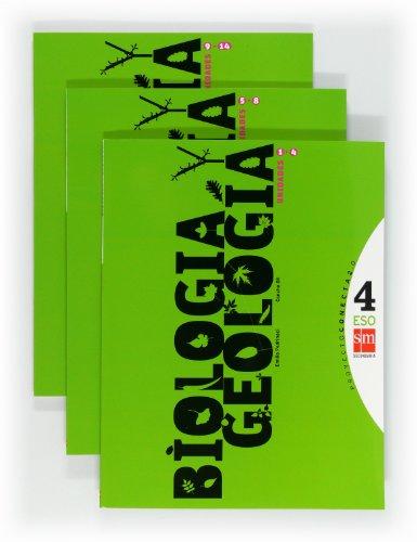 Biologia y geologia 4º Eso. (Trimestral) Proyecto conecta: Pedrinaci, Emilio
