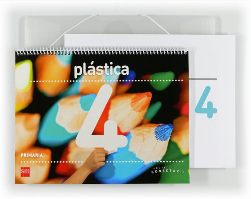 9788467555073: Plástica. 4 Primaria. Conecta 2.0