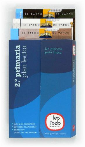 9788467555899: Leotodo, plan lector. 2 Primaria. Pack - 9788467555899