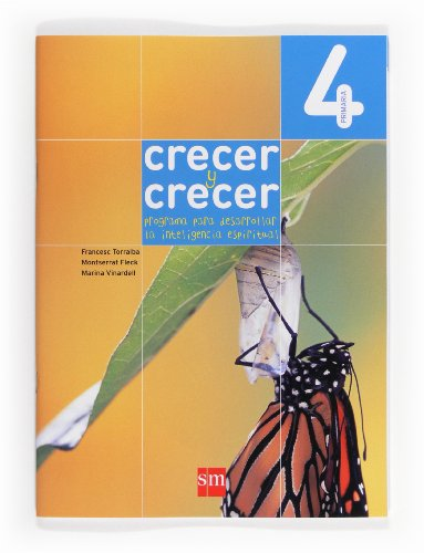 9788467556384: ANT/(12).CRECER Y CRECER 4º PRIM.(PROG. INTELIGENCIA EMOCIO