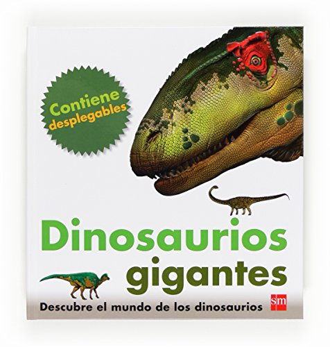 9788467556698: Dinosaurios gigantes (Mis primeras enciplopedias temáticas)